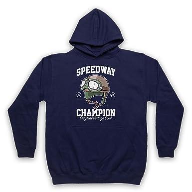 reunirse 3a5d9 02281 Speedway Champion Original Vintage Soul Adultos Sudadera con ...
