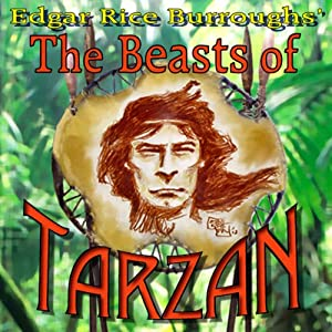 The Beasts of Tarzan Audiobook