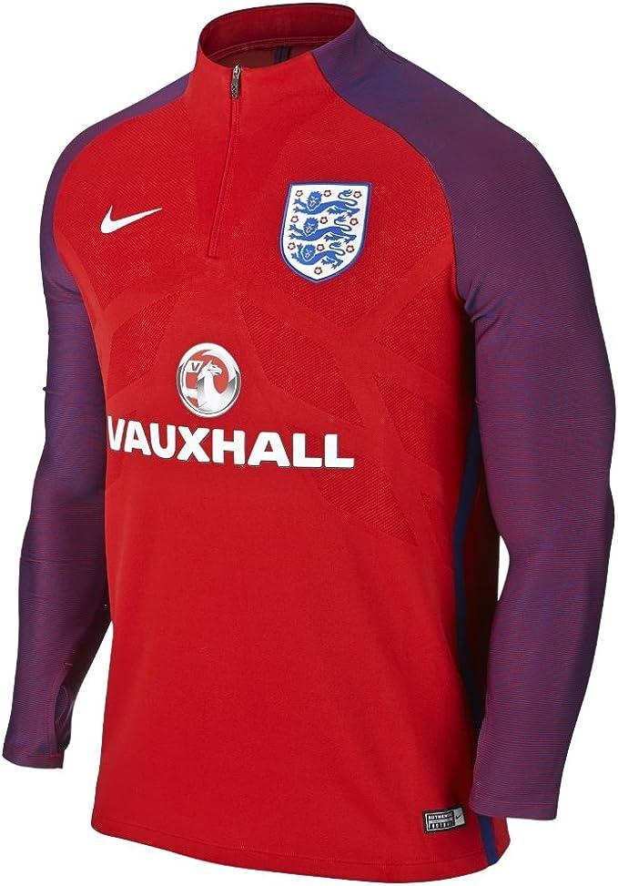 Nike Ent Drill El - Sudadera de la línea Federación Inglesa de fútbol ...