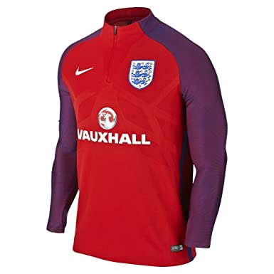 Nike Ent Drill El - Sudadera de la línea Federación Inglesa de ...