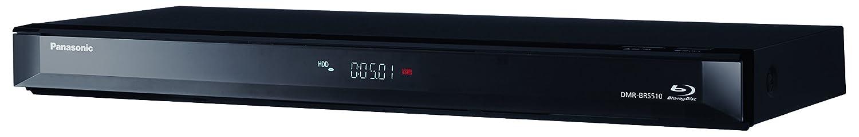 パナソニック 500GB 1チューナー ブルーレイレコーダー DIGA DMR-BRS510   B015XZLMVC