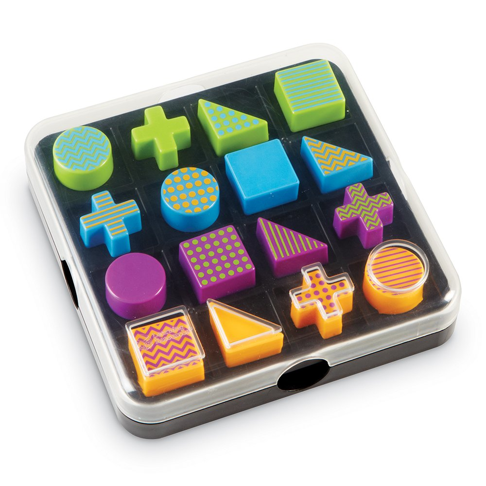 Learning Resources Mental Blox Go!, 20 Pieces