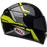 Bell Qualifier Street Helmet (Flare Gloss Black/Hi-Viz - Small)