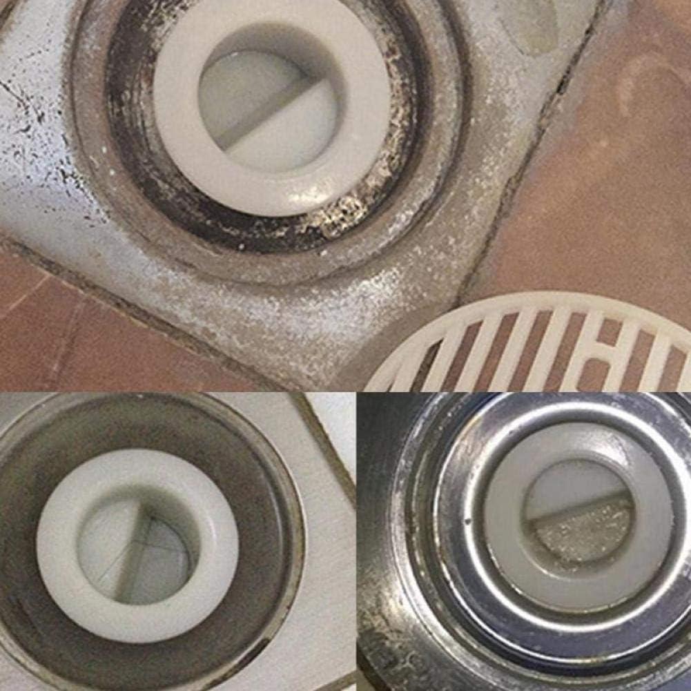 Olor Ducha De La Prueba De Suelo Sif/ón Plug Colector De Agua De Drenaje Herramienta De La Cocina De La Cubierta del Fregadero Colador Ba/ño Filtrar