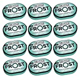 Ice Breakers Frost Wintercool Pucks, 1.2-Ounce Pucks (Pack of 12) For Sale