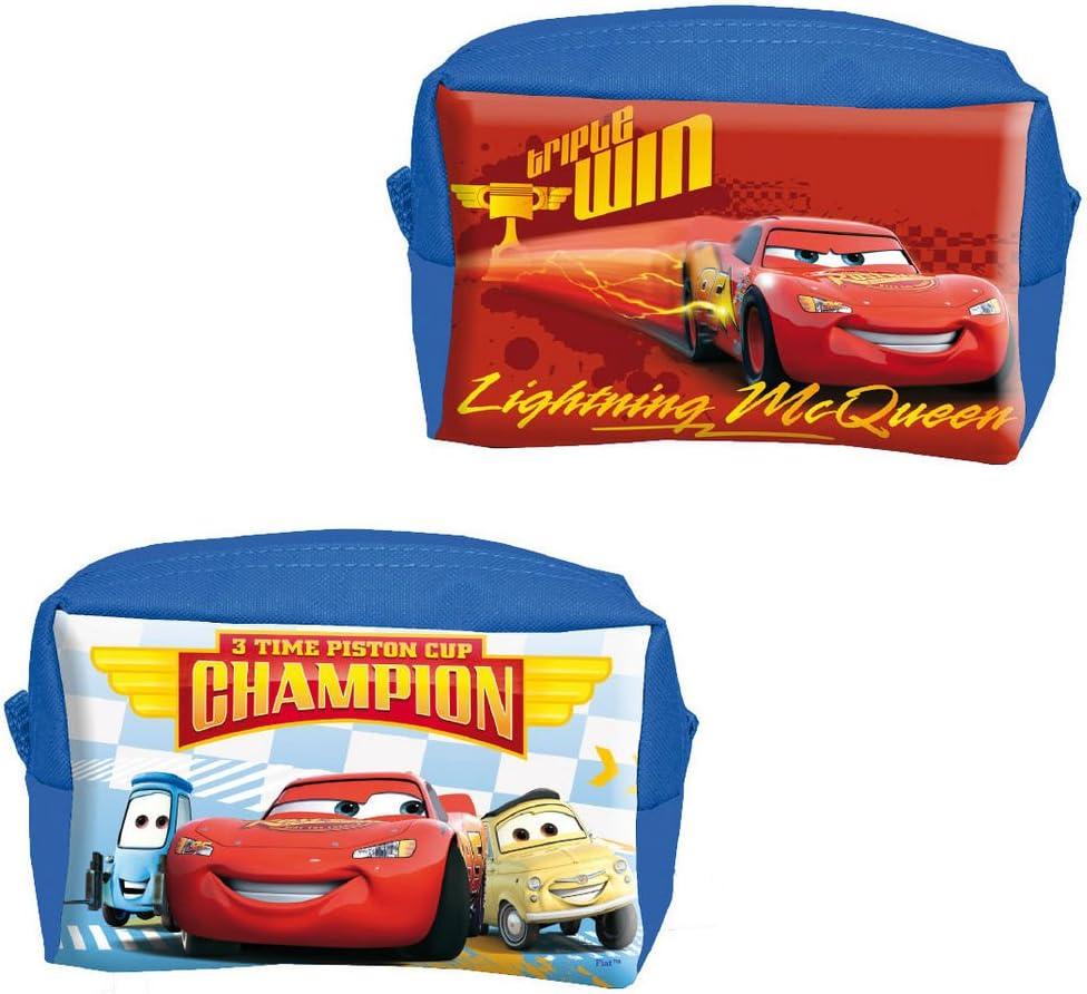 Estuche Rayo McQueen Cars Disney: Amazon.es: Juguetes y juegos