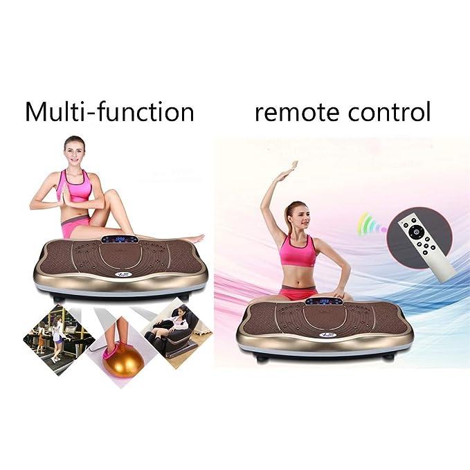 Amazon.com: Máquina de vibración SZJRYAN de masaje ABS para ...