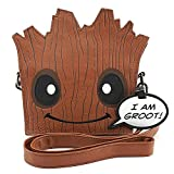 marvel handbag - Loungefly Marvel Guardians of the Galaxy Groot Crossbody Bag Standard