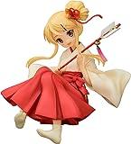 きんいろモザイク Pretty Days 九条カレン 巫女style 1/8スケール ABS&PVC製 塗装済み完成品フィギュア