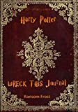 Wreck This Harry Potter Journal