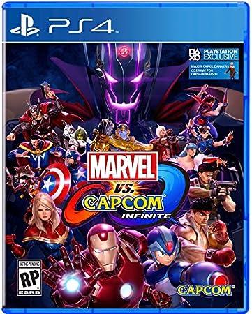 Marvel vs. Capcom: Infinite - PlayStation 4 Standard Edition