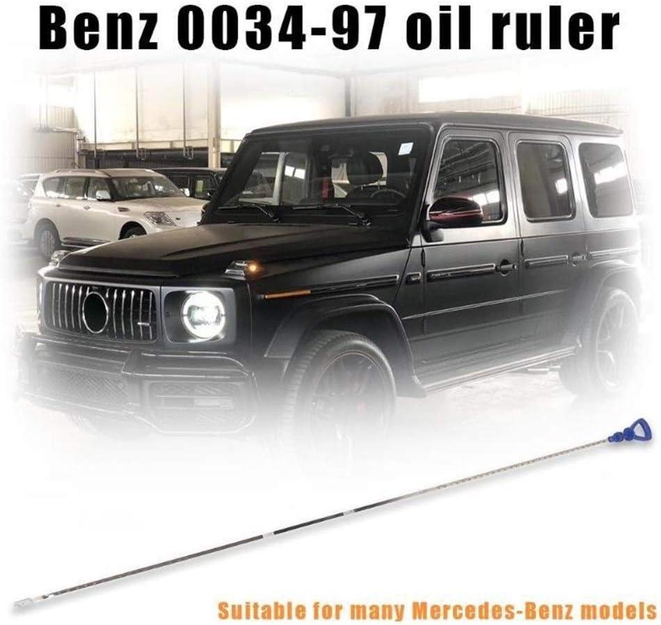 Color : Engine Oil Dipstick NOLOGO Auto Auto Motor/öl Peilstab Getriebe/öl-Peilstab /Ölstand messen Werkzeuge for Mercedes for Benz M112 M137 V12 M648 Motor