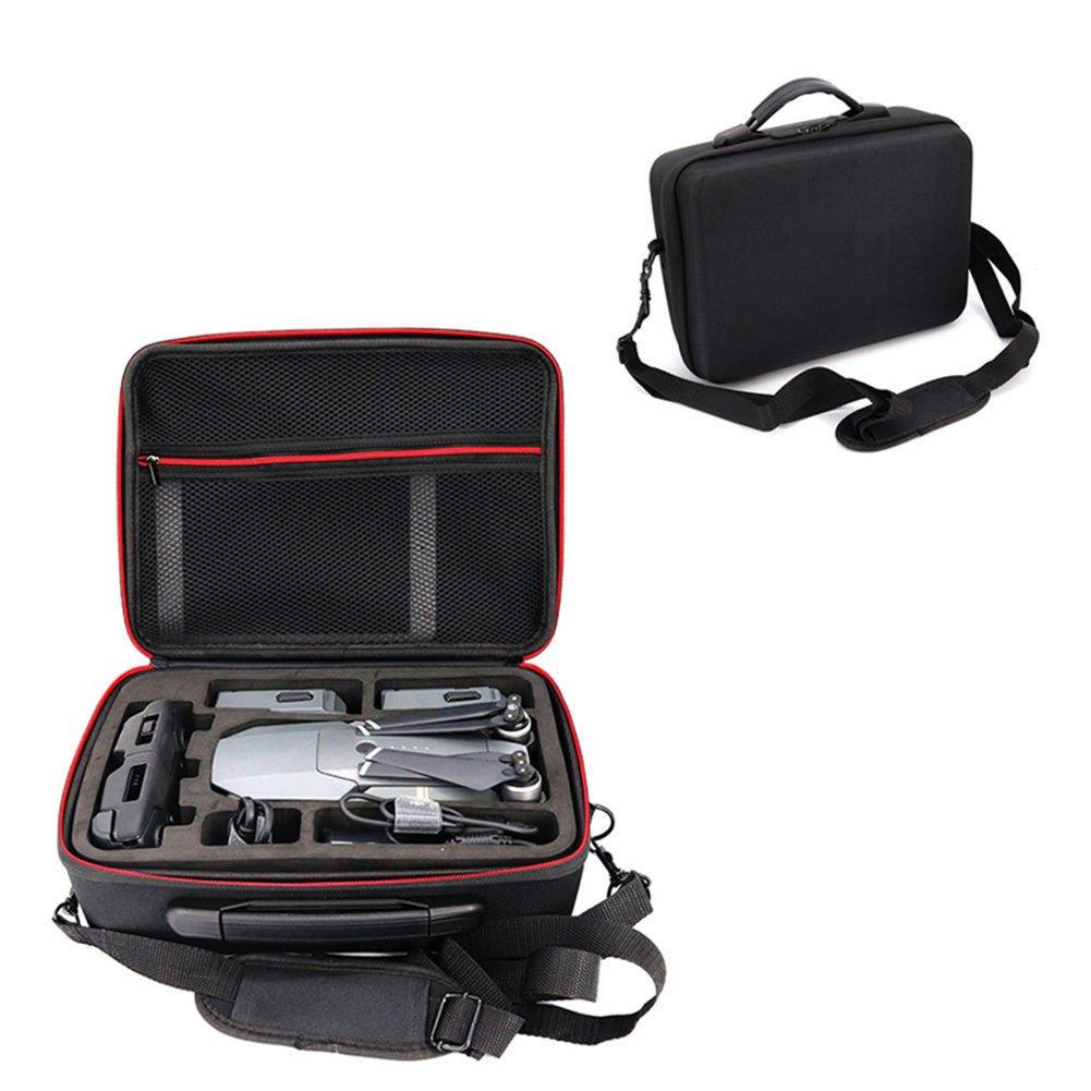 duoles DJI Mavic Proケース – 防水|丈夫|コンパクト|ポータブル旅行Hardshellショルダーバッグ、Emoteコントローラ、電池のアクセサリー B076SV9MCY
