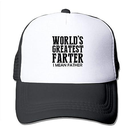 Xdevrbk Mejor Farter del Mundo, me Refiero a Gorras Unisex ...