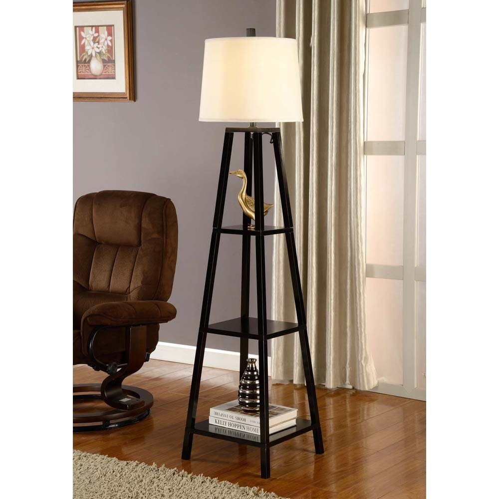 Amazon.com: Artiva USA Elliot, Modern Design, 63-Inch Java-Black ...