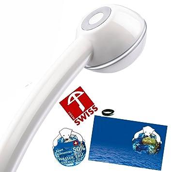 Fabulous Duschkopf CHIC WOW! Mehr Druck beim Duschen mit Durchlauferhitzer GY88