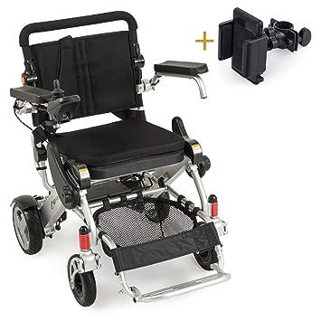 Amazon.com: F KD FoldLite - Silla de ruedas eléctrica ...