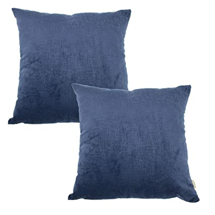 Amazoncom Mocofo Velvet Pillow Cover20x20 Pillow Covers Pack Of