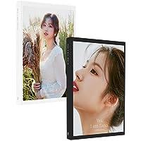Twice Sana - Yes, I am Sana. [Black ver.] (1st Photobook) [Pre Order] Photobook+Others with Tracking, Extra Decorative…