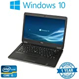 "Dell Latitude E7440 14"" Laptop Core i5-4210U, 1.70GHz, 8GB, 256GB SSD with Windows 10 Pro (Certified Refurbished)"