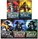Skulduggery Pleasant Series 1 and 2 Collection By Derek Landy 6 Books Set