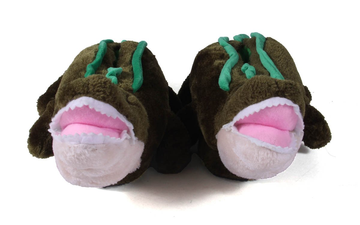 Happy Feet Womens And Mens Animal Slippers -