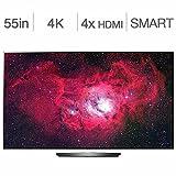 LG OLED55B7P 55-in. Smart 4K OLED TV 2017 Model