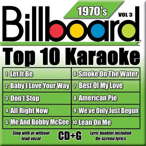 Billboard Top-10 Karaoke - 1970