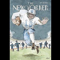 The New Yorker, September 29, 2014 (Ben McGrath, Dexter Filkins, Jeffrey Toobin)