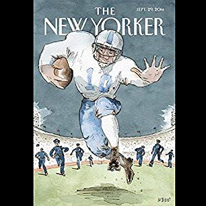 The New Yorker, September 29, 2014 (Ben McGrath, Dexter Filkins, Jeffrey Toobin) Periodical