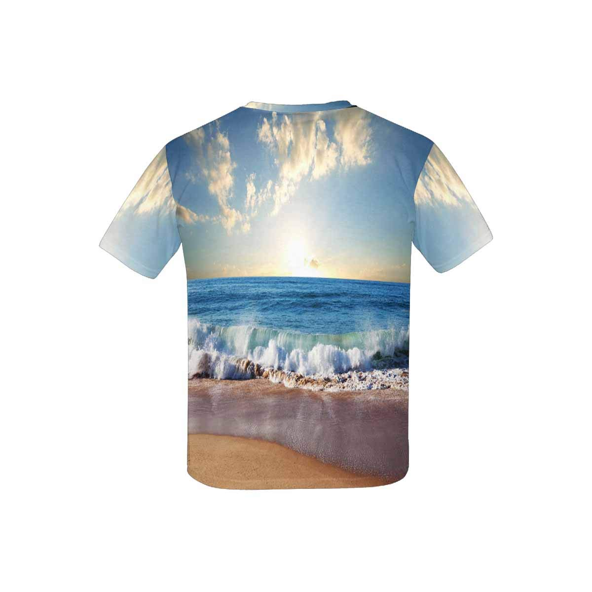 INTERESTPRINT T-Shirt in Youth XS-XL