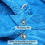 4 Pack Microfiber Hair Drying Towels, Fast Drying