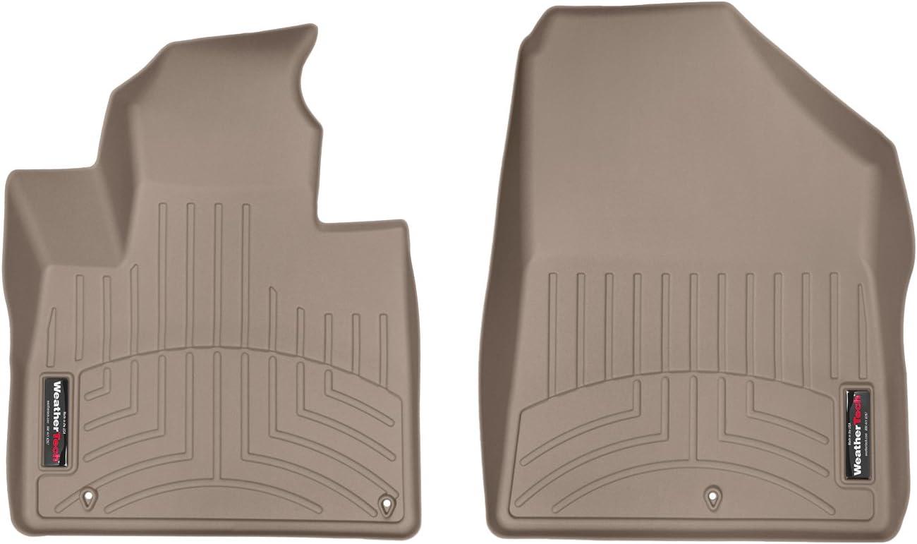 Weathe rtech felpudos 461672 floorliner Kia Sorento, Color marrón Claro