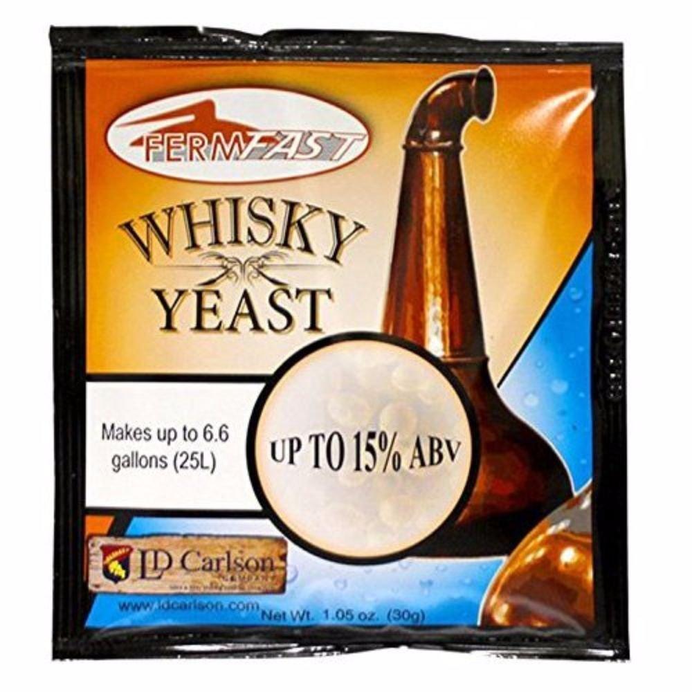 Amazon.com: fermfast Whisky Levadura con enzima 30 g Paquete ...