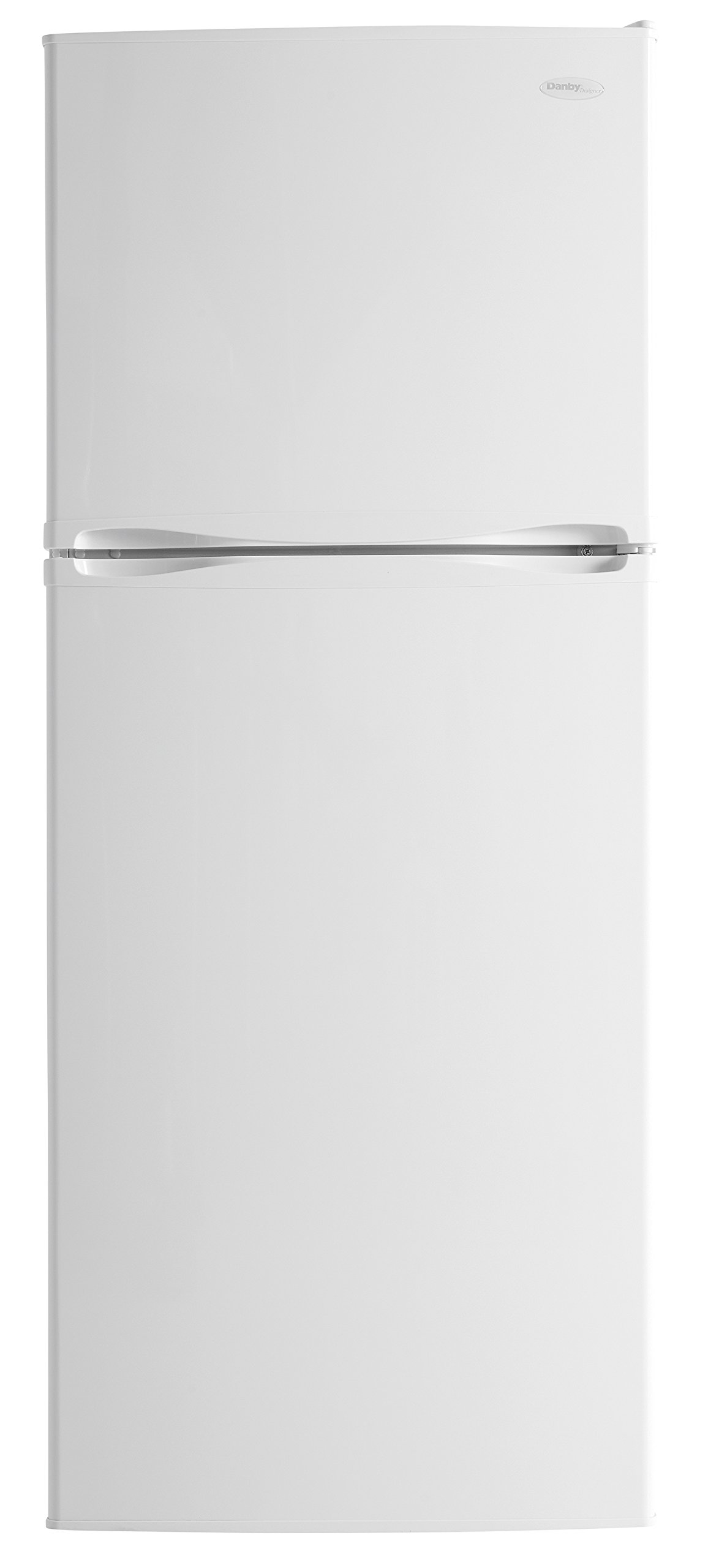 Danby DFF100C2WDD Frost-Free Refrigerator with Top-Mount Freezer, 9.9 Cubic Feet, White