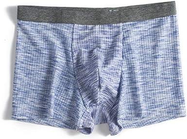 JAZ6 Boxer para Hombre Pack de 3 Boxer Calzoncillos de algodón ...