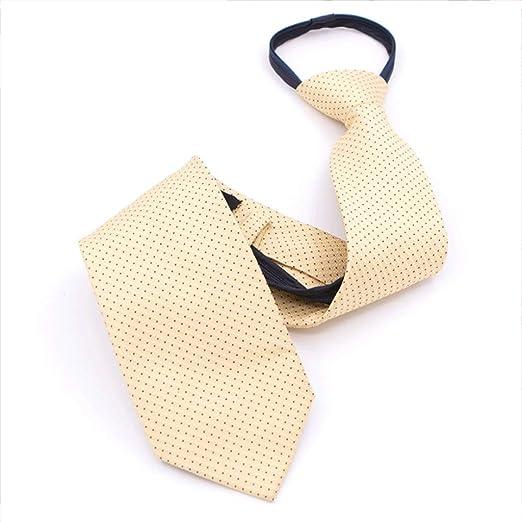 Corbata/Diseño de Cremallera para Hombre de Color sólido/Traje ...