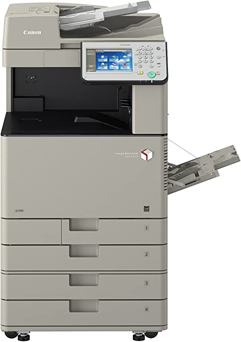 Canon imageRUNNER Advance C3320i Laser 20 ppm 1200 x 1200 dpi A3 ...