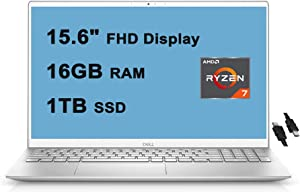 2021 Flagship Dell Inspiron 15 5000 Laptop Computer 15.6