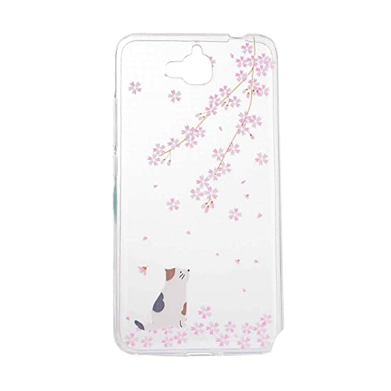 Cartoon Flower Butterfly Bear Tree Cute Back Cover Silicon Gel Soft TPU Mobile Phone Case for