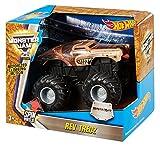 Hot Wheels Monster Jam Rev Tredz Monster Mutt Vehicle