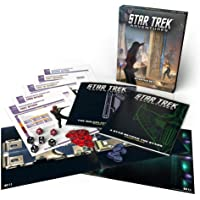 Modiphius Games Star Trek Adventures Starter Set