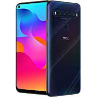 """TCL 10L, Unlocked Android Smartphone with 6.53"""" FHD + LCD Display, 48MP Quad Rear Camera System, 64GB+6GB RAM, 4000mAh…"""