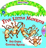 Five Little Monkeys, Rebecca Elliott, 1590696085