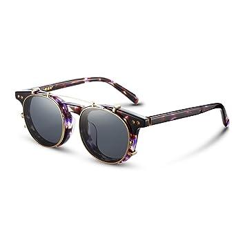 LLZTYJ Gafas De Sol UV Aire Viento Polarizador Espejo Gafas ...