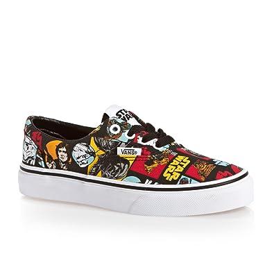 457b65addfcc8a Amazon.com  Vans Kids Boys Star Wars Era (Little Kid Big Kid) (Star ...