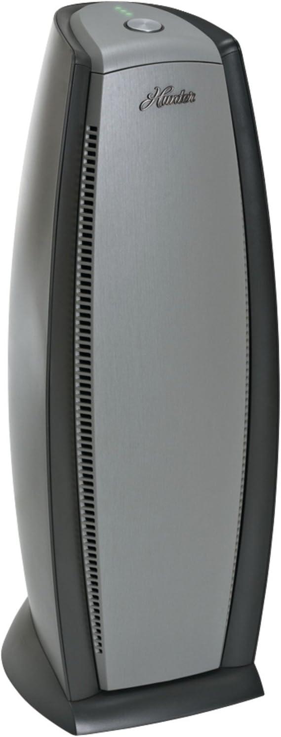 Hunter Total Air Sanitizer Negro - Purificador de aire (169,8 m³/h ...