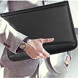 Leathario File Folder Padfolio Writing Pad Business Presentation Folder Portfolio