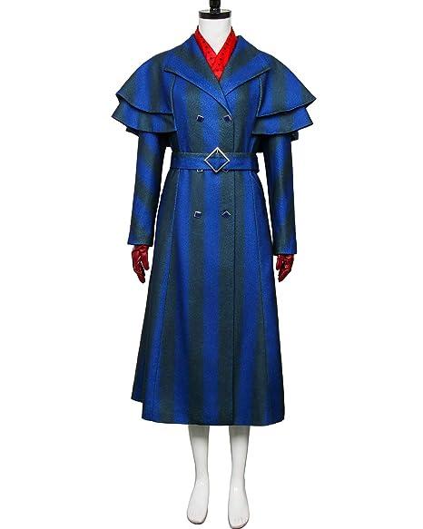 Amazon.com: COSFLY - Disfraz de Nanny Mary Returns para ...
