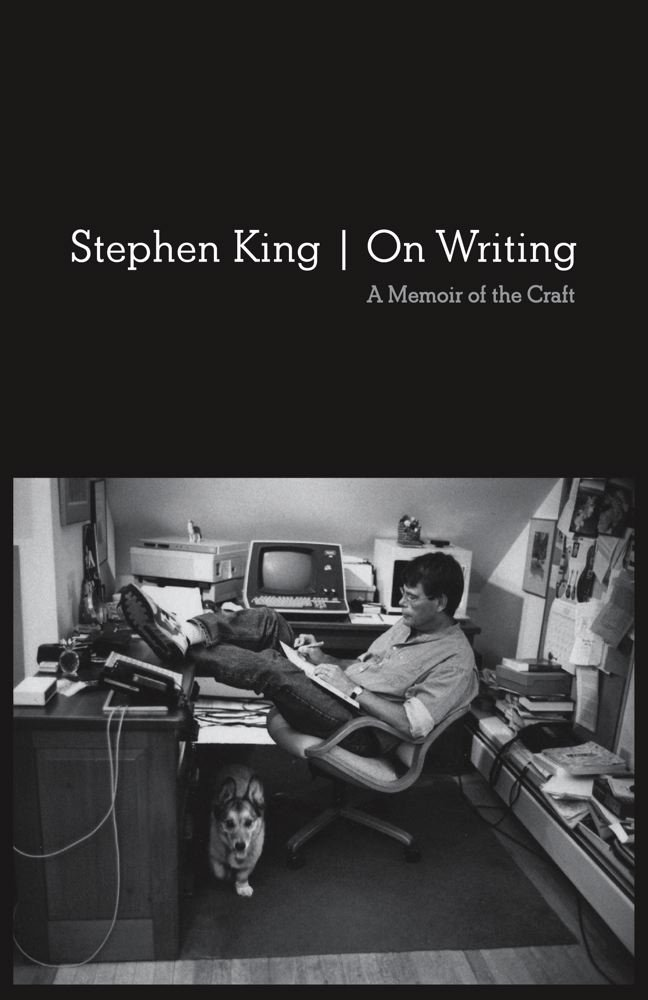 On writing 10th anniversary edition a memoir of the craft on writing 10th anniversary edition a memoir of the craft stephen king 8601419011025 amazon books fandeluxe Gallery